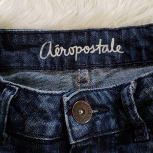 Aeropostale Shorts - ⬇️Aeropostale Distressed Shorty Shorts Size 000